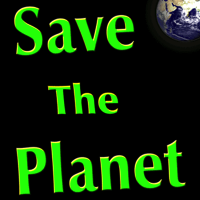 save the planet cover